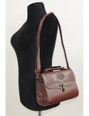 Винтажная сумочка с тиснением (301062) - цена, 4
