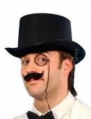 Мужская шляпа-цилиндр (501136) - foto