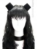 Черные шляпки (2 шт) (502047) - foto