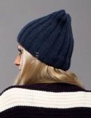Зимняя шапка с ушками кошки (502050) - цена, 4