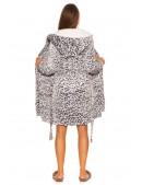 Флисовый халат с ушками MF5001 (145001) - материал, 6