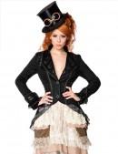 Женский смокинг Steampunk-2111 (112111) - оригинальная одежда, 2