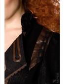 Женский смокинг в стиле Стимпанк (112112) - оригинальная одежда, 2