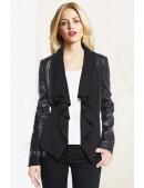 Женская куртка с шалевым воротником XStyle (112137) - foto