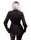 Пиджак с глубоким декольте X-Style (114134) - материал, 6
