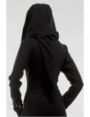 Кардиган с удлиненным капюшоном X-Style (114100) - оригинальная одежда, 2