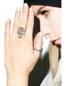 Кольцо-череп Victoria's Glad-Rocks (708202) - материал, 6