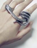 Кольцо Adderbite - Укус змеи (AGR91) - foto