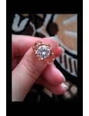 Позолоченное кольцо Паккарик, Jenavi (jn708q44) - оригинальная одежда, 2