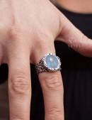 Перстень Dragons Celtica (ручная работа) (AGR086) - цена, 4
