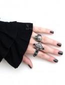 Кольцо Anastasia (AGR160) - оригинальная одежда, 2