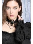 Ожерелье-чокер с цепочками (706149) - foto