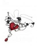 Колье Bed Of Blood Roses в подарочной упаковке (AGP630) - цена, 4