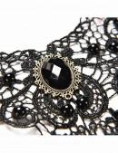 Кружевное ожерелье-чокер (706153) - оригинальная одежда, 2