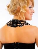Лаковое колье (706156) - оригинальная одежда, 2
