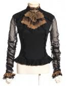Жабо в стиле Стимпанк (702015) - оригинальная одежда, 2