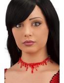 Кровавый чокер XT Jewelry (706167) - цена, 4