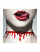 Кровавый чокер XT Jewelry (706167) - 3, 8