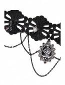 Ожерелье-чокер с камеей X6200 (706200) - цена, 4