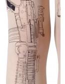 Косплей колготки Steampunk Guns CC4020 (904020) - цена, 4