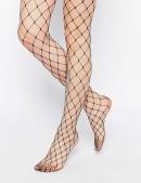 Колготки в крупную сетку (904054) - оригинальная одежда, 2