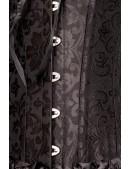 Корсет из жаккарда на бюске XC1085 (121085) - цена, 4