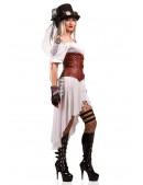 Корсет Steampunk Pirate X163 (121163) - цена, 4