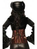Корсет Steampunk A1178 Brown (121179) - 4, 10