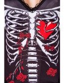 Корсет на Хэллоуин Skull Senorita (121143) - оригинальная одежда, 2