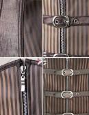 Корсет Steampunk-145 (121145) - материал, 6