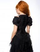 Жилетка-корсет 131012 (131012) - оригинальная одежда, 2