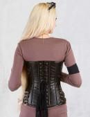 Корсет Стимпанк 121108 (121108) - оригинальная одежда, 2
