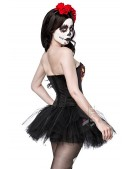 Корсет Miss Skull (121142) - цена, 4