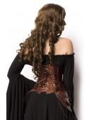 Корсет Steampunk Brocade A1156 (121156) - оригинальная одежда, 2