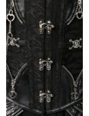 Корсет Стимпанк с удлиненной боковой частью (121157) - цена, 4