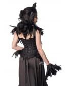 Корсет Gothic Crow Lady (121171) - оригинальная одежда, 2