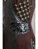 Корсет Steampunk-121 (CGE121) - материал, 6
