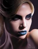 Синяя губная помада Stargazer (100002) - оригинальная одежда, 2