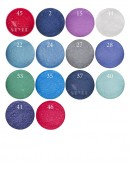 Рассыпчатые тени-пудра (30 оттенков) (120005) - материал, 6