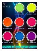 Неоновые UV-тени (Yellow) (120007) - цена, 4