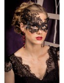 Твердая ажурная маска Artistic (901027) - оригинальная одежда, 2