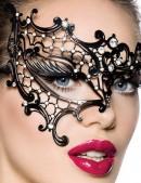 Асимметричная металлическая маска (901017) - оригинальная одежда, 2