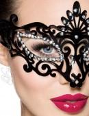 Филигранная маска с камнями (901009) - оригинальная одежда, 2