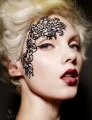 Маска-стикер на лицо, Artistic (FC6583) - 3, 8