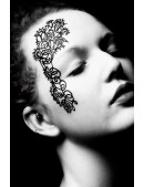 Маска-стикер на лицо, Artistic (FC6583) - цена, 4