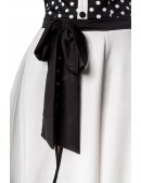 Белая пляжная юбка Belsira (140125) - 4, 10
