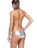 Блестящий серебристый купальник DC0130 (140130) - оригинальная одежда, 2
