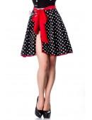 Пляжная юбка в горошек B0117 (140117) - оригинальная одежда, 2