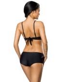 Черный купальник-тройка 140089 (140089) - оригинальная одежда, 2