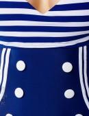 Купальник-боди с шортиками Belsira (140083) - материал, 6